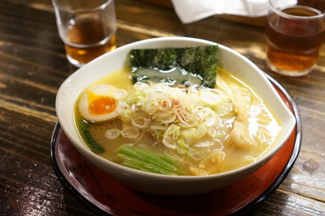 天下ご麺 大津店 - 近江塩鶏麺