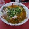 丸金中華そば - 料理写真:中華そば(600円)