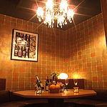 燻製工房 - シャンデリア個室