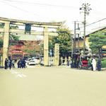 キメラ - 八坂神社のすぐ近く。 '13 11月中旬