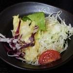 焼肉 迅 - サラダ
