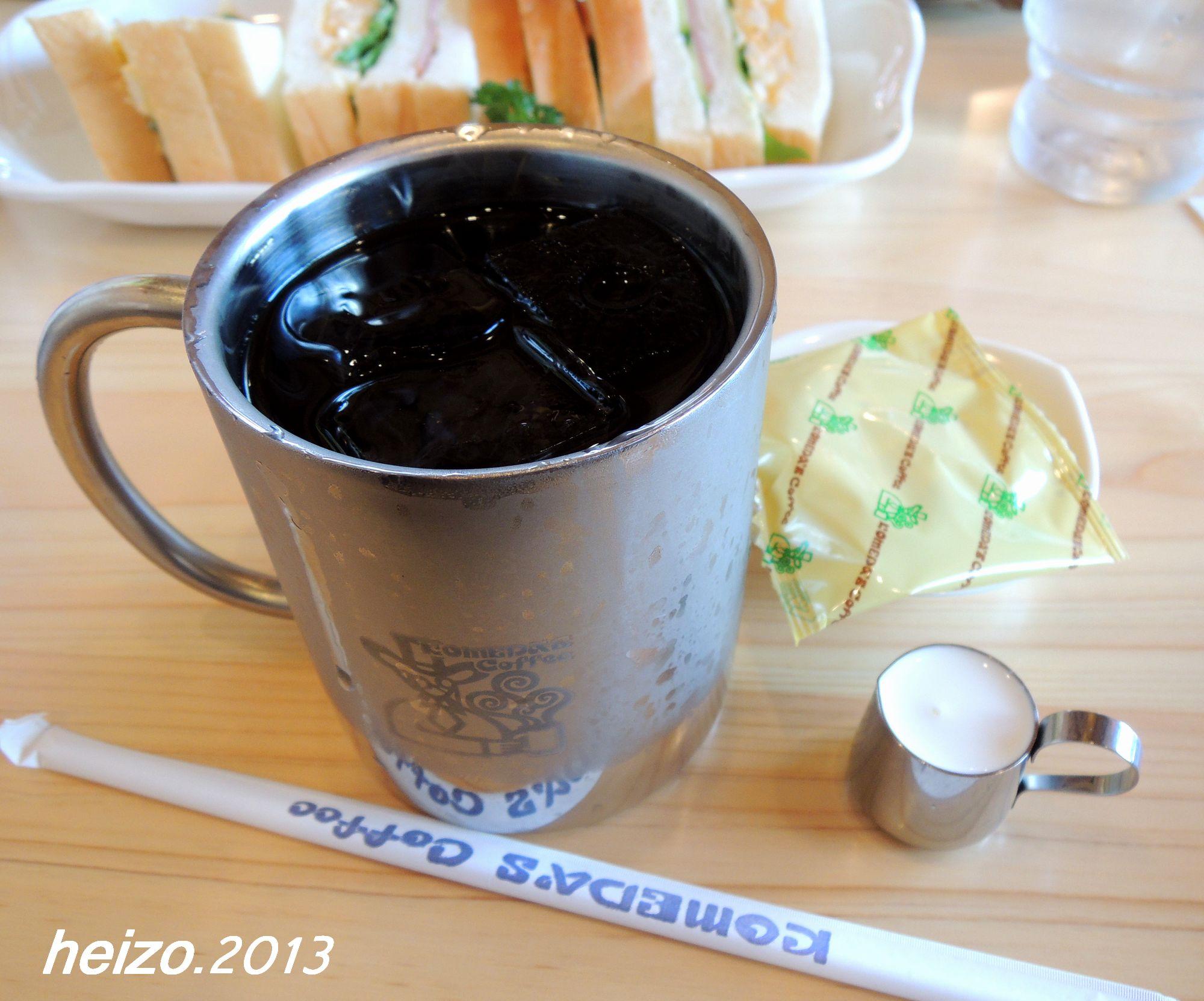コメダ珈琲店 高松三名店