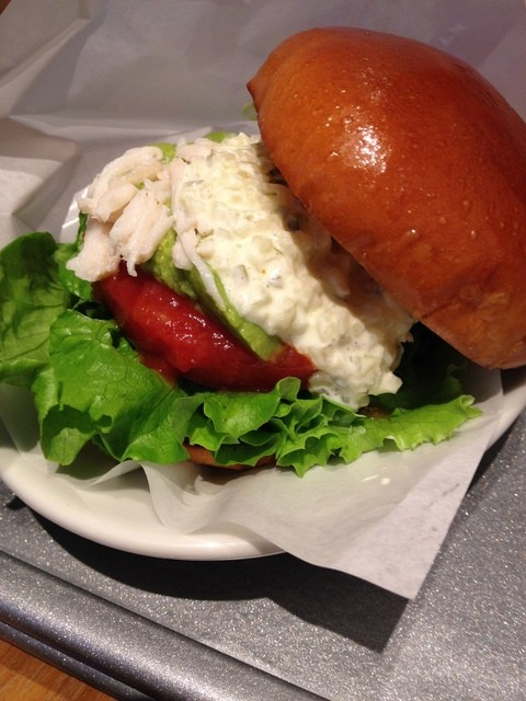 the 3rd Burger 青山骨董通り店 - 新鮮野菜たっぷり