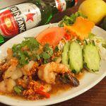 ダオタイシー - アジアンビールとタイ料理は最高です!