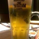 北の味紀行と地酒 北海道 飯田橋東口店 - 生ビール(619円)