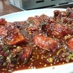 長浜 玄風館 - お肉アップ