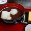 江久庵 - 料理写真:ぜんざい