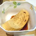 フェスティバル キッチン - 厚焼き玉子 50円