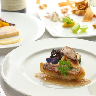 FURUKAWAYA - 料理写真:クラッシックスタイルにこだわったシェフ自慢のフランス料理