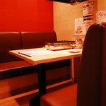 肉処 雄 - 人気の個室は、早めにご予約ください