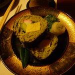 ちゃのま - ソーメン寿司