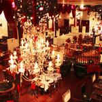 キリストンカフェ東京 - 貸切は30~500名様まで承ります お気軽にお問い合わせください