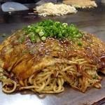 のんのん - 肉玉そばW700円