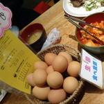 仔牛 - 2013.11生卵、キムチ食べ放題