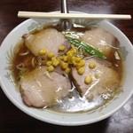 メルシー - 2013年11月中旬。チャーシュー麺。