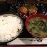 三友 - 銀むつの煮付け(730円)