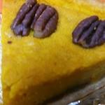 キャラバンサライ - かぼちゃのタルト