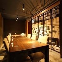 ◆最大28名様ご利用可能なテーブル半個室席◆