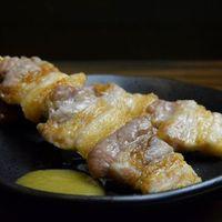 屋久島 - ◆一番人気◆黒豚バラの串焼き