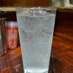 とり庄 - レモンサワー