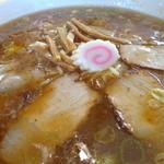 永福町大勝軒 - 中華麺