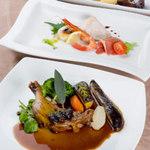 レストラン アンサンブル - 道産素材を中心にオーナーシェフの料理をご堪能ください。