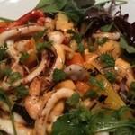 アマランティ - grilled seafood