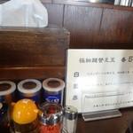 山嵐 本店 -