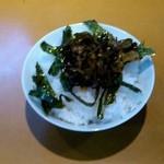 22609294 - 高菜ご飯 ¥150