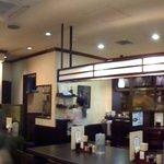 東京厨房 - 店内パノラマ