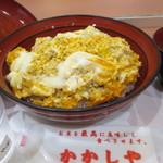 かかしや - ひな卵丼 600円