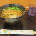 大阪のお出汁 ひろひろ - 味玉きつね(350円)