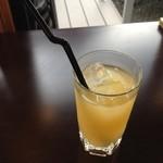 ペコリーノ - オレンジジュース