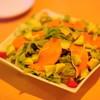 クロスロード - 料理写真:サーモンとアボガドのサラダ
