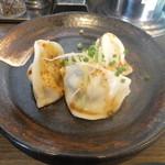 香氣 四川麺条 沼袋店 - 水餃子