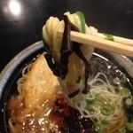 22614493 - 麺は中太のラー麺