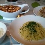 暖膳 - マーボー麺