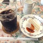 カフェ アンドール - デザートとコーヒー