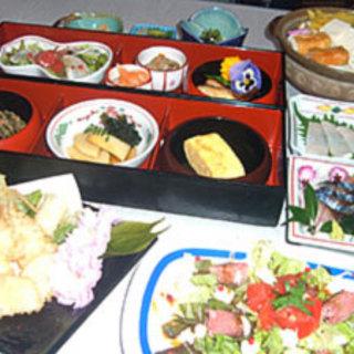 京都らしい季節料理きた山の魅力を結集した京懐石