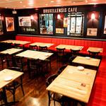 ブリュセレンシスカフェ - 店内貸切プランもございます。