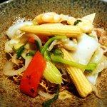 ガジュマル - 料理写真:海鮮バリ皿そば