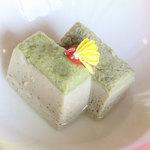 美菜ガルテンふるかわ - 前菜の小鉢