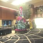 22623806 - ホテルは、クリスマス一色