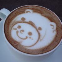 マザームーンカフェ - いろいろなラテアート❤リクエストも頑張ります。