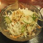 香港亭 - サラダ