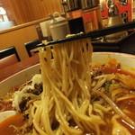 香港亭 - 中細麺