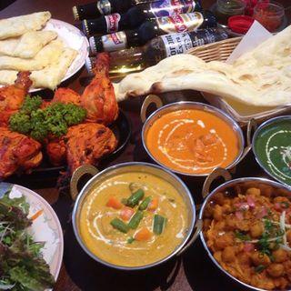 本格インド・ネパール料理でパーティーをお楽しみください!