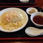 菜花 - エビチャーハン