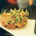 まんげつや - 桜海老のかき揚