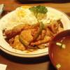 レストラン牛車 - 料理写真:豚焼肉定食(スタミナソース)